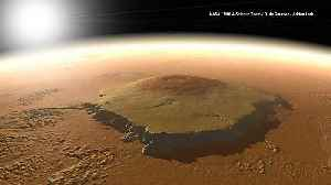 Think Mount Everest is Tall? Check Out Mars' Olympus Mons [Video]