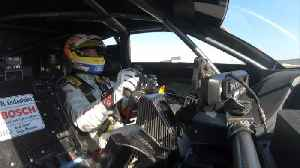 Audi Sport Team Phoenix DTM test rides Lausitzring - Mike Rockenfeller [Video]