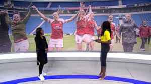 'This is Arsenal Women's time' [Video]