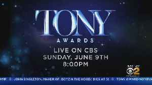 Tony Award Nominees Today [Video]