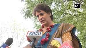 'Adhered to party's advice': Priyanka on not contesting from Varanasi [Video]