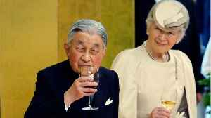 Japan Sees First Throne Abdication In 200 Years [Video]