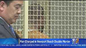 Ex-Con-Turned-Personal Trainer Charged In Newport Beach Double Murder [Video]