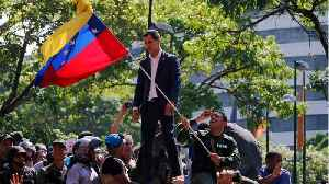 Venezuela's Guaido Calls On Troops To Support Him In Ousting Maduro [Video]