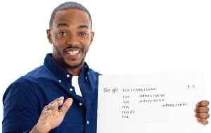 Anthony Mackie Answers the Web's Most Searched Questions [Video]