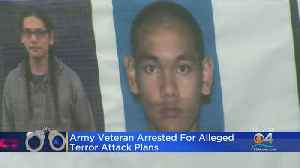 Army Veteran Faces Terror Charges [Video]