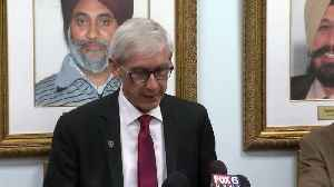 Gov. Tony Evers tells Sikh community that 'we are one' [Video]