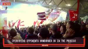 Moving into promotion contention and celebrating their Ultras group's 15th birthday, Sunday was a good day for Union Berlin… [Video]