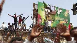 Sudan in transition: Protesters reinforce barricades [Video]