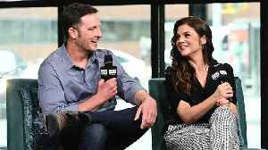 'You're Missing It!' Tiffani Thiessen & Brady Smith On The Moment That Inspired The Book [Video]