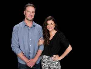 Tiffani Thiessen & Brady Smith Chat About Their Children's Book, 'You're Missing It!' [Video]