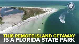 Anclote Key Preserve State Park is a remote island getaway | Taste and See Tampa Bay [Video]