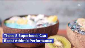 Superfoods That Boost Your Athletic Performance [Video]