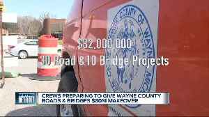 25 Wayne County communities to be impacted by 2019 construction projects [Video]