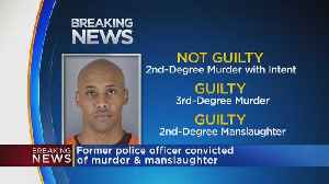 Former MPD Officer Noor Found Guilty On 2 Counts [Video]