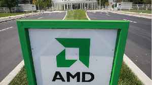 AMD jumps 8% on revenue and earnings beat for the first quarter (AMD) [Video]