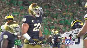 Drue Tranquill Ready to Get to Work for Chargers [Video]