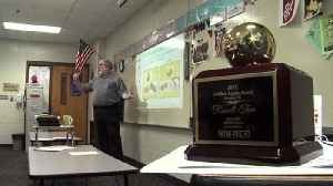 Golden Apple: Teaching Probability in North Clay Middle School [Video]