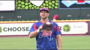 Tebow To Start Tuesday vs. Pigs [Video]