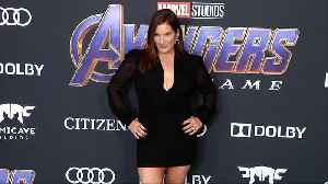 Ann Russo 'Avengers Endgame' World Premiere Purple Carpet [Video]
