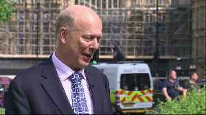 Grayling on cancellation of no-deal Brexit ferry contracts [Video]