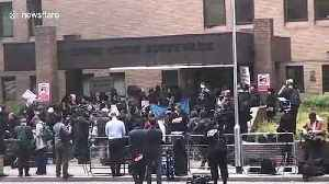 Protestors gather outside London court as media awaits statement from Julian Assange [Video]