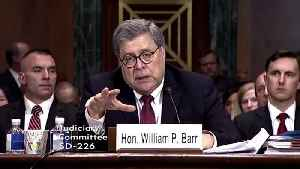 Attorney General William Barr Testifies On Mueller Report Before Senate Judiciary Committee [Video]