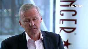 Pret CEO Clive Schlee tells ITV News about legacy of change [Video]