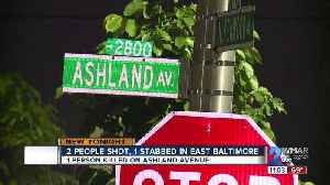 One dead, two injured after shooting and stabbing incident on Ashland Avenue [Video]