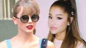 Taylor Swift FEUDING With Ariana Grande After She BREAKS This Taylor Swift Youtube Record! [Video]