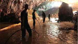 Cave Rescue Boys Sign Netflix Deal In Thailand [Video]
