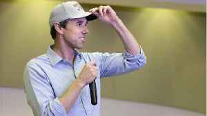 Beto O'Rourke Urges Climate Change Action During California Campaign Swing [Video]