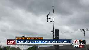 Overland Park's 'Stormwatch' network helps Johnson County plan for, react to flooding [Video]