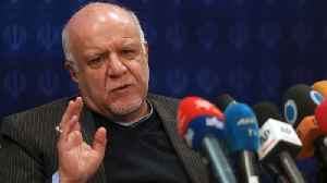 Iran Oil Minister: Nations 'Weaponizing' Oil Risk Destroying OPEC [Video]