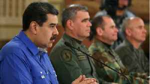 Maduro Slams 'Imperialist' Forces [Video]