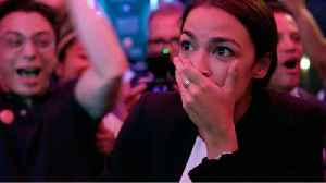 "Filmmaker ""Knocks Down The House"" For Alexandria Ocasio-Cortez Documentary [Video]"
