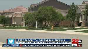 Bakersfield rated best place to live for millennials [Video]