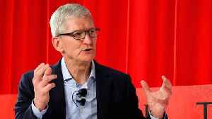 Tim Cook Clarifies Meaning In New Serivces [Video]