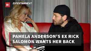 Pamela Anderson And Rick Salomon Still Care For Each Other [Video]