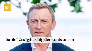 Daniel Craig Gets His Way For New 007 Movie [Video]