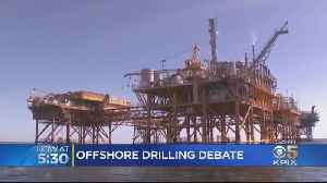 Environmentalists Fear New Push For Oill Drilling Off California Coast [Video]