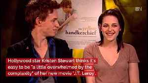 Kristen Stewart Thinks About The Complexity Of Her New Movie [Video]