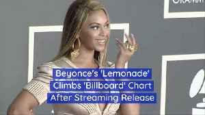 Beyonce Is Running Up The Charts Again [Video]
