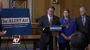 ALERT Act introduced to hold university leaders accountable [Video]