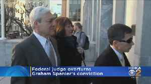 Federal Judge Overturns Graham Spanier's Conviction [Video]