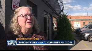 FINDING HOPE: Idahoans get familiar with naloxone and how to use it [Video]
