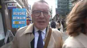 Brexit: Labour may support second referendum [Video]