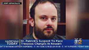 St. Pat's Suspect Faces Charges In Newark [Video]