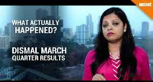 Why did Yes Bank shares crash 30percent post Q4 shock [Video]