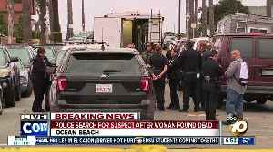Woman found dead in Ocean Beach home [Video]